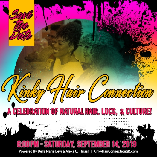 Kinky Hair Connection_Save The Date